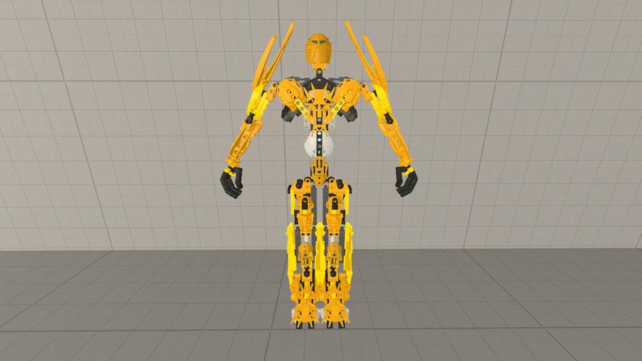 Bionicle - Extraordinary Models
