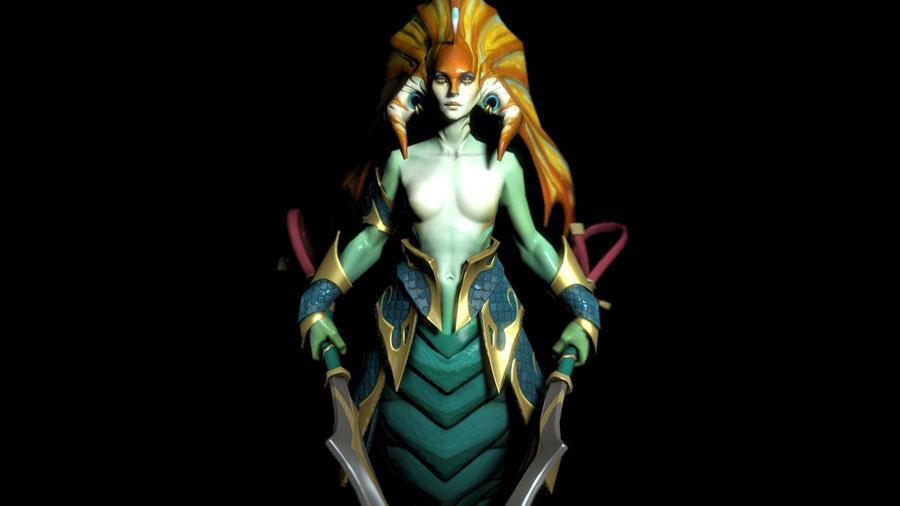 Naga Siren [ Dota 2 ]