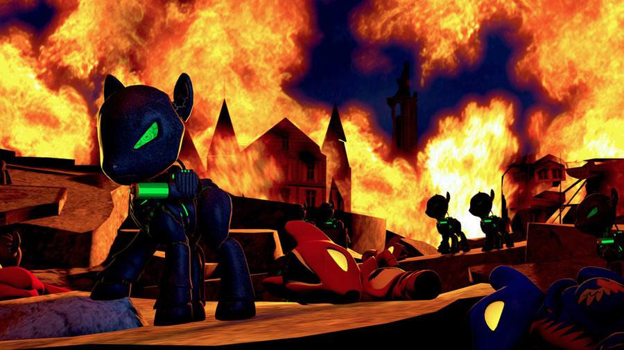 Necron Pony