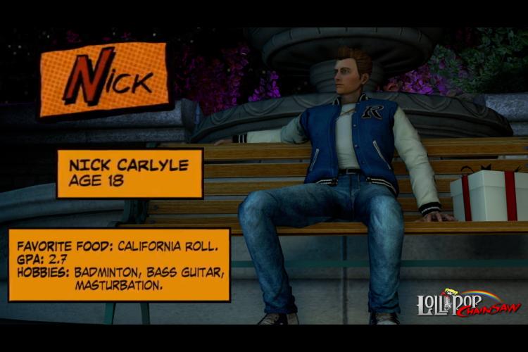 Nick Carlyle