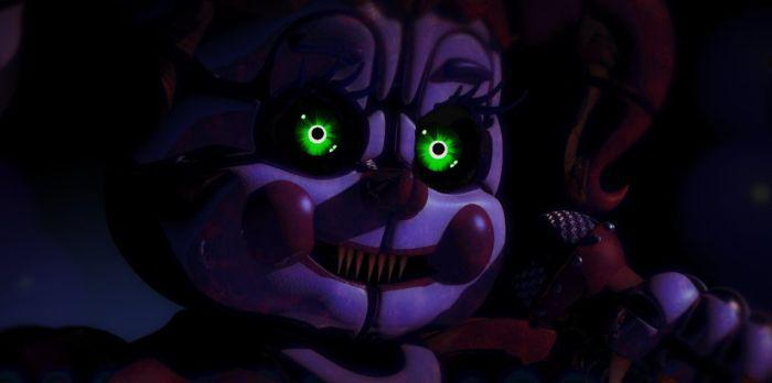 FNAF: Sister Location JumpScare Sounds(BACK UP Files! Read Description)
