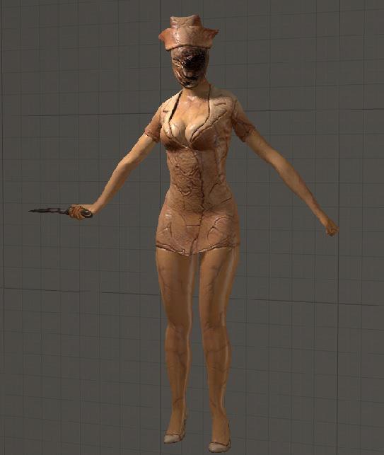 Silent Hill 5: Nurse (update 1)
