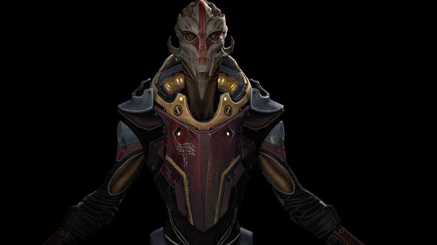 Mass Effect 3 - Omega DLC + The Illusive Man [GoOR]