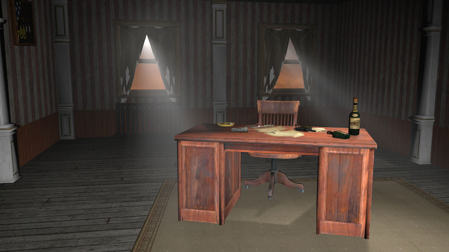 Booker's Office