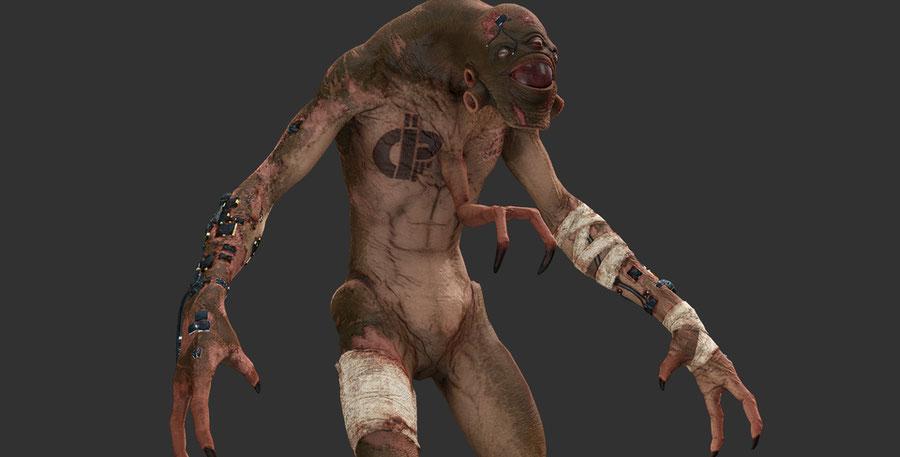 [Half Life: Alyx] Vortigaunt