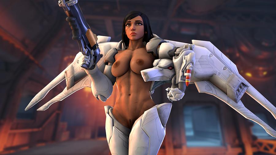Overwatch - Pharah body hack v1.5
