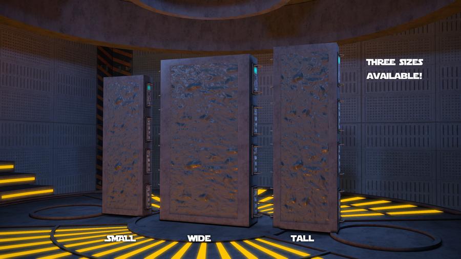 (SFM Star Wars) More Star Wars Carbonite Blocks!