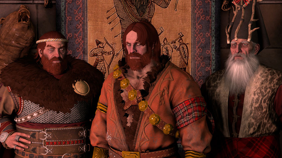 The Witcher 3: Wild Hunt Character Pack 7