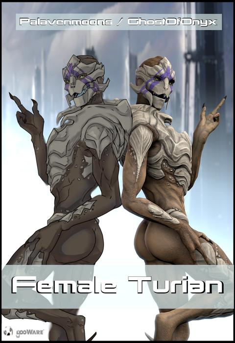 Female Turian