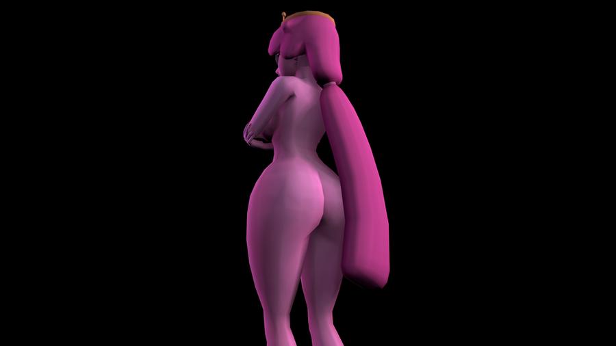 Princess Bubblegum Nude