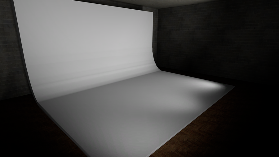 Photoshoot White Screen