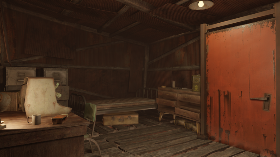 """Publick Occurrences From """"Fallout 4"""""""