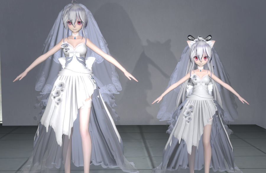 Haku - Wedding dress