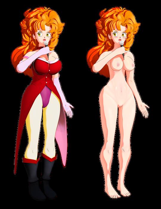 Miss Piiza - Dragon Ball Z