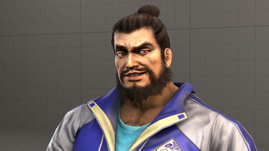 [ Dynasty Warriors 7] Xiahou Yuan (Coach Outfit)
