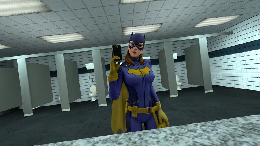 DC Legends: Batgirl
