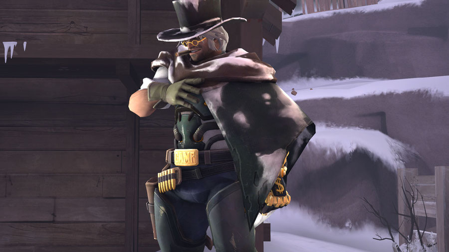 [Overwatch] McCree (Scrooge)