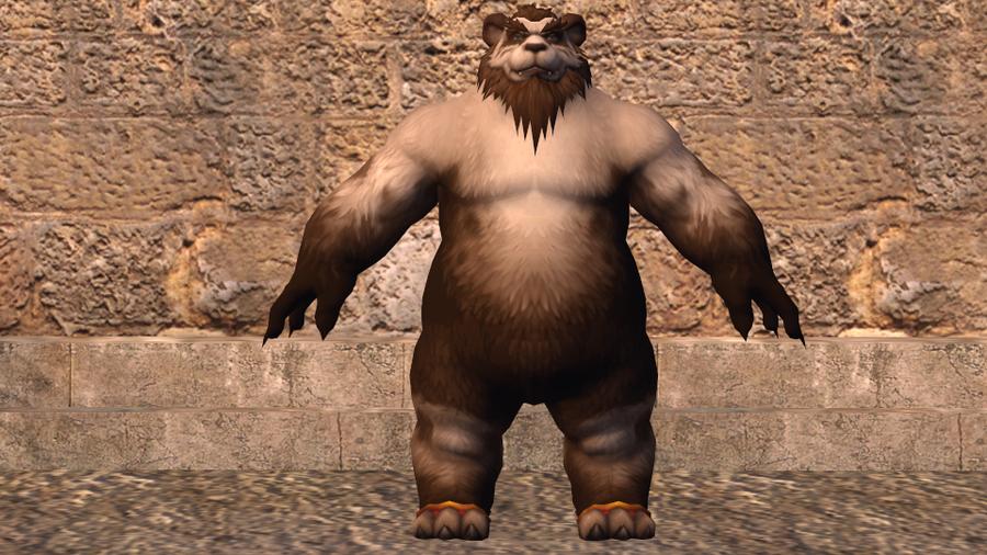 World of Warcraft -- Pandaren Male