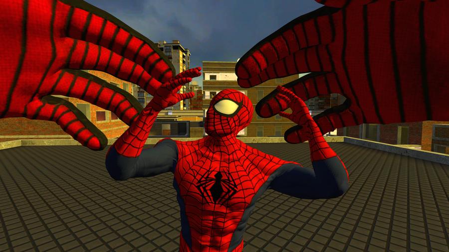 Superior & EoT Spiderman