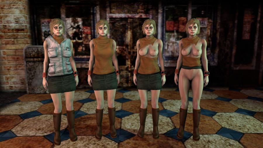 [Tucket1] Silent Hill 3 Heather Mason
