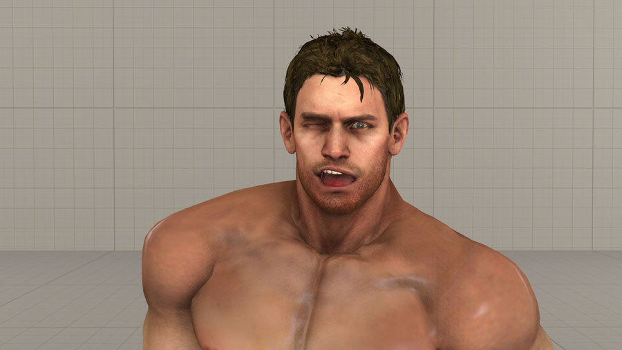 [ Resident Evil 5 ]  Chris Redfield
