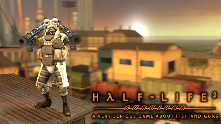 Half-Life 2 Survivor Resources