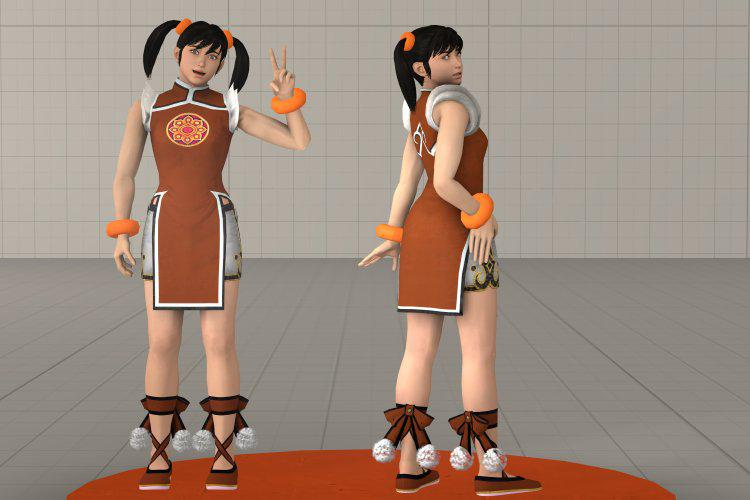 XiaOyu - Tekken Tag Tournament 2