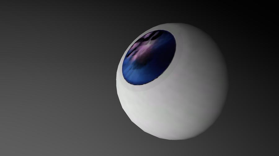 EYES model fnaf blue