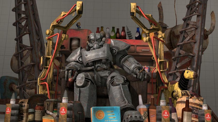 Fallout 4 - Props Megapack