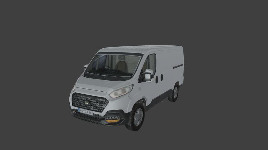 CoD MW2019 Minivan