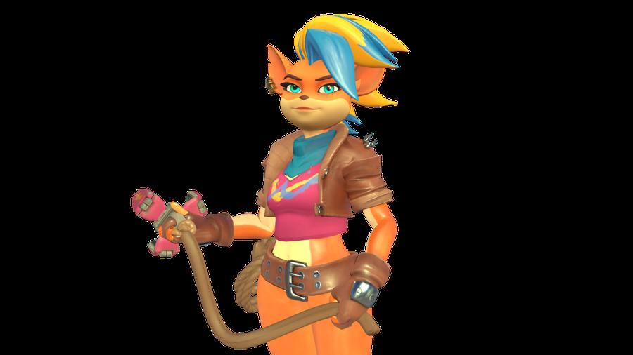 Tawna 2.1 (Crash Bandicoot 4: It's About Time)