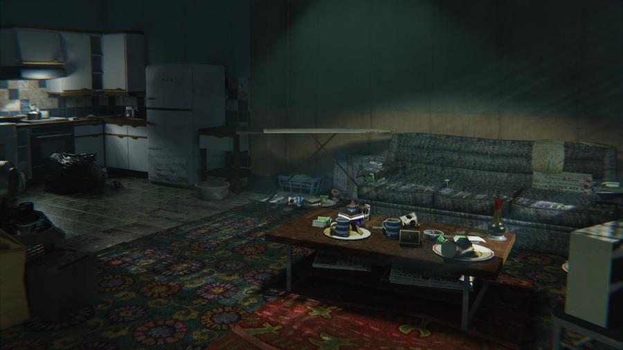 Ashley's Apartment