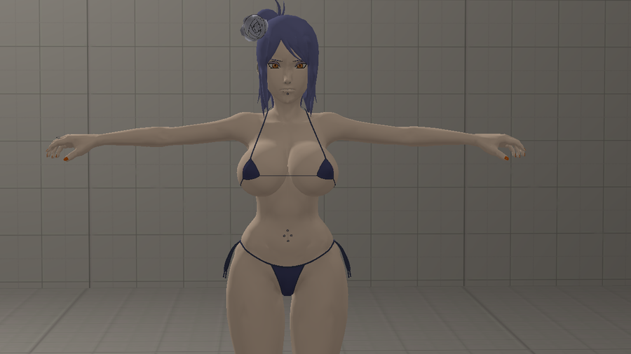Konan (Bikini) [Naruto]