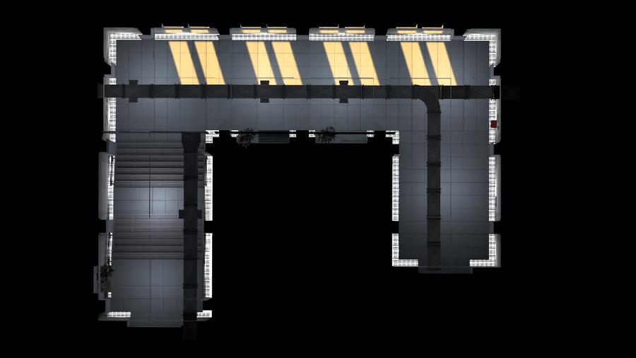 sfm_corridor