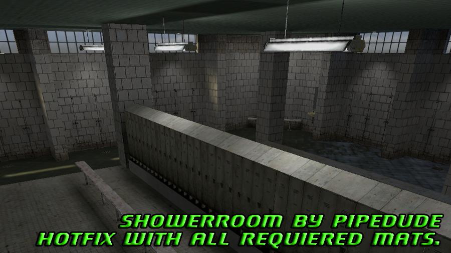 Shower Room (Req. Files)