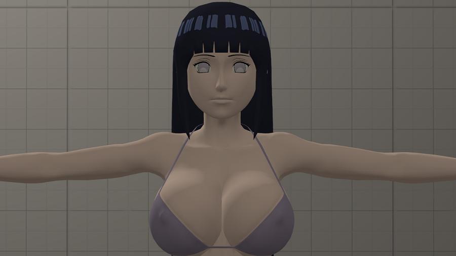 Hinata Hyuuga (Bikini) [Naruto]