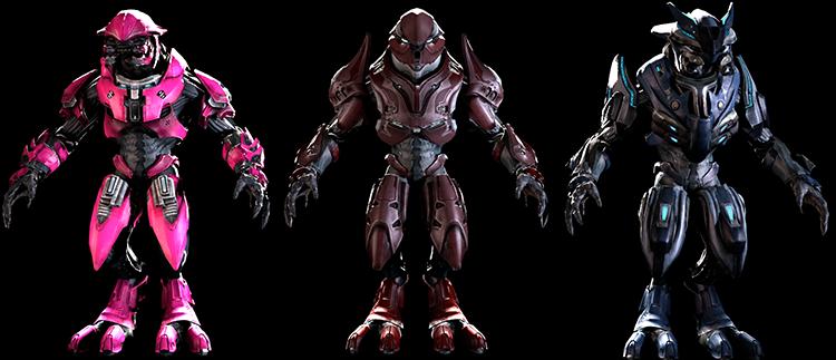 Halo: Reach - Elites