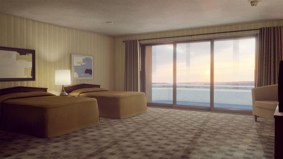 Vannah Hotel Room (L4D)