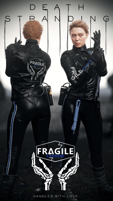 Fragile [DEATH STRANDING]