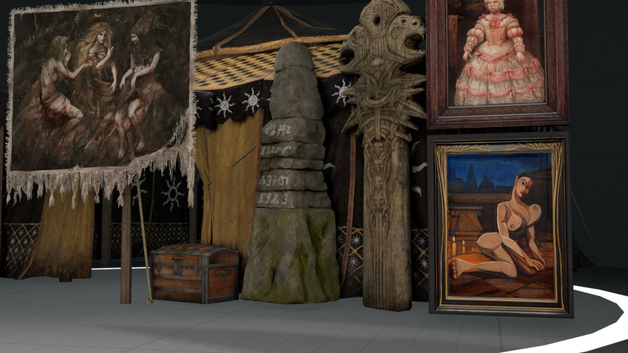 Witcher 3 Prop Pack 2