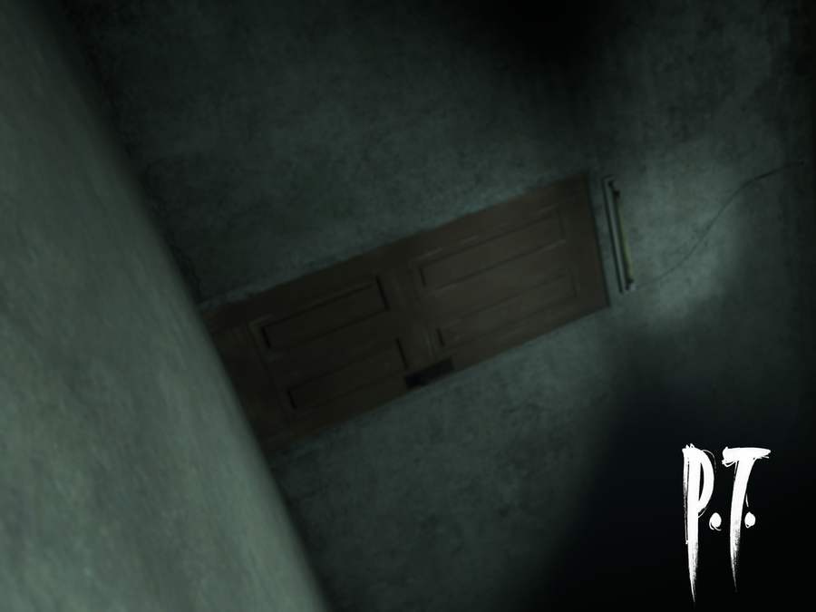 Silent Hills P.T. - Opening Room