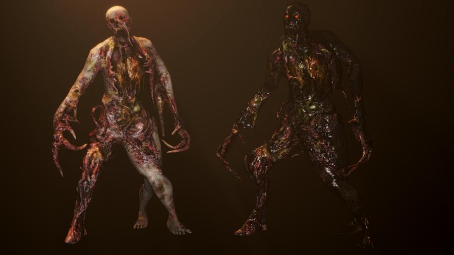 Dead Space 2 - Puker