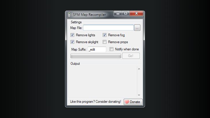 Map Recompiler