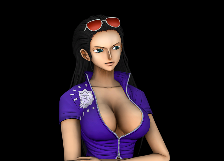 Nico Robin (Burning Blood)