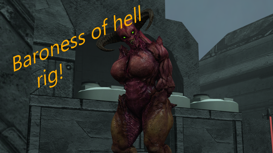 Baroness of hell (Rig!)
