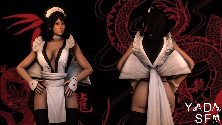 Iroha from samurai showdown