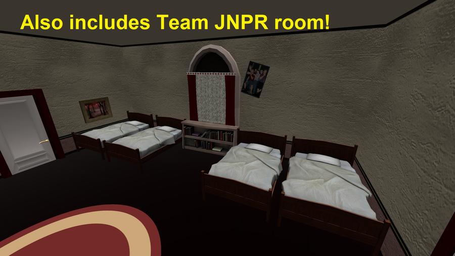 Team RWBY's Room+ .80