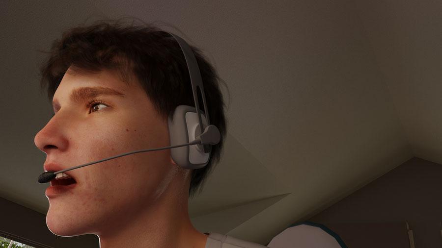 Braden HD [Male Model]