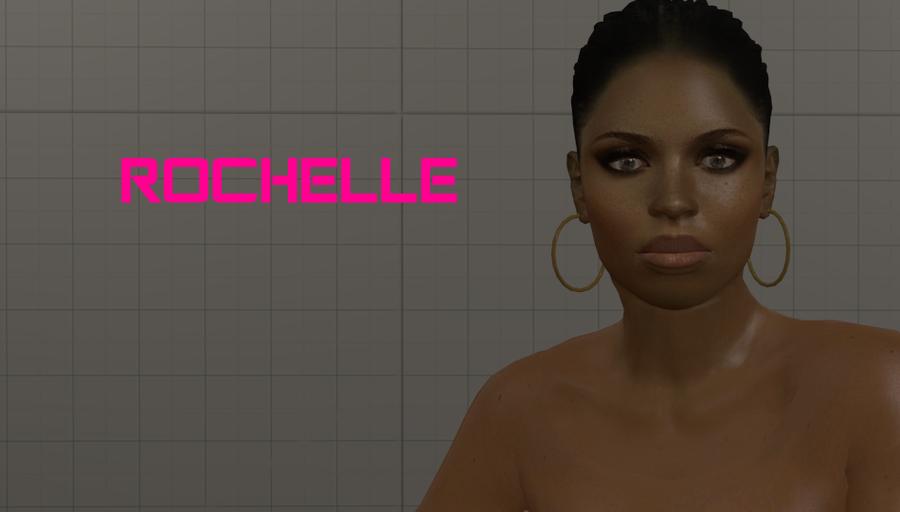 Nude Rochelle