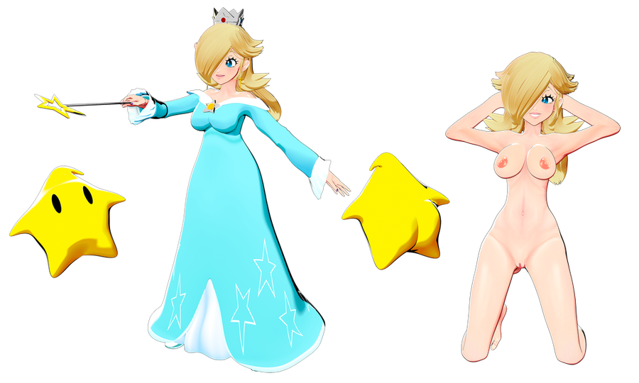 Princess Rosalina - Anime version